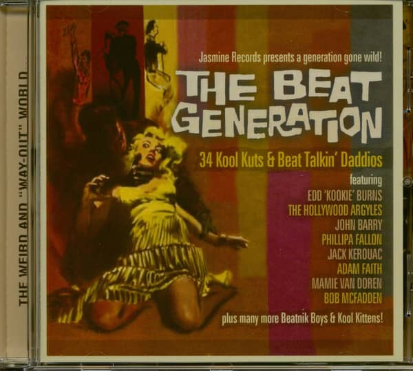 The Beat Generation (CD)