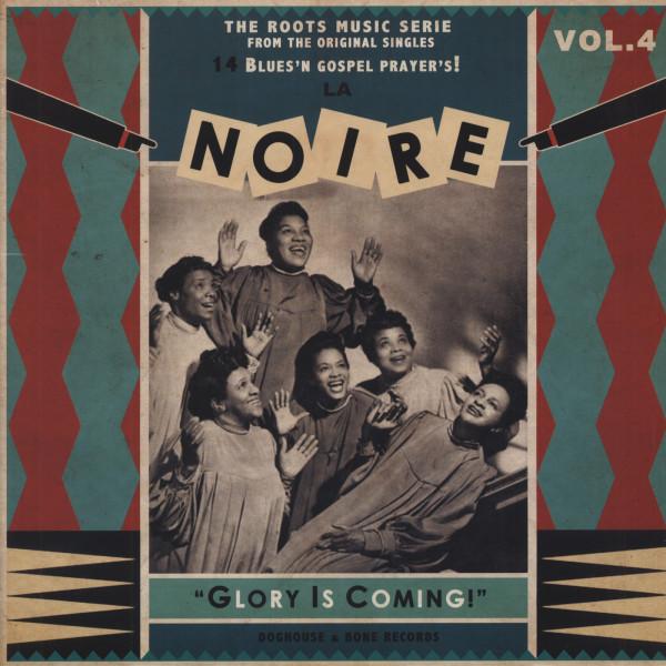 La Noire, Vol.4 - Glory Is Coming!