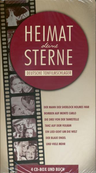Heimat deine Sterne (4-CD Digibook)