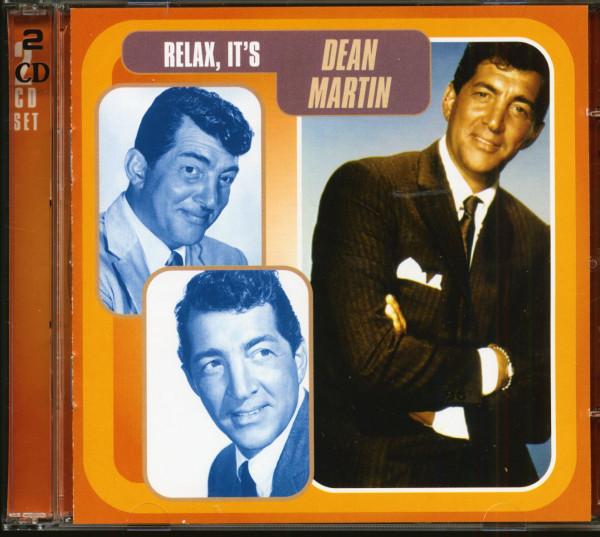 Relax, It's Dean Martin - Historic Radio Recordings (2-CD)