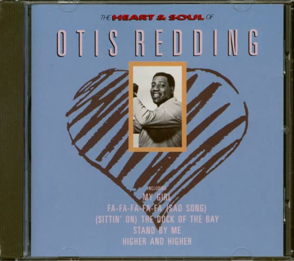 The Heart & Soul Of Otis Redding (CD)
