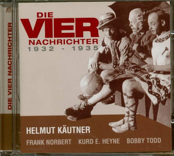 Die vier Nachrichter 1932 -1935 (CD)