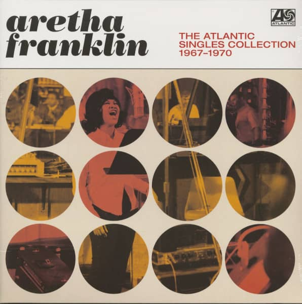 The Atlantic Singles Collection 1967-1970 (2-LP)