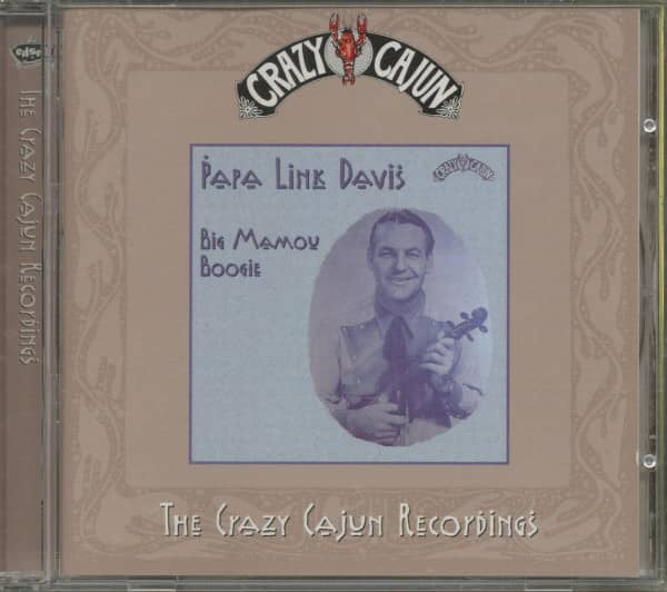 Big Mamou Boogie - Crazy Cajun Recordings (CD)