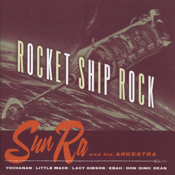 Rocket Ship Rock - Muck Muck & Other Delights