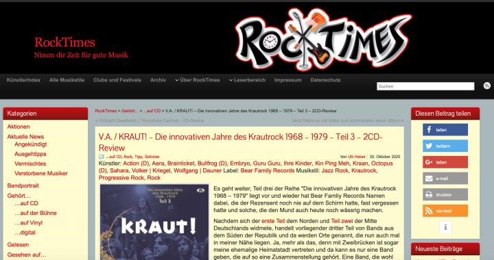 Presse-Archiv-KRAUT-Die-innovativen-Jahre-des-Krautrock-1968-1979-rocktimes