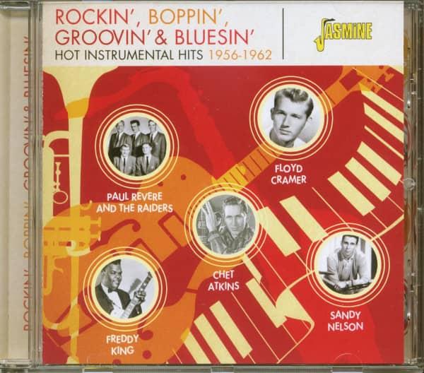 Rockin', Boppin', Groovin' & Bluesin' (CD)