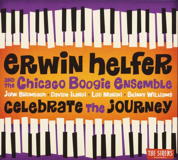 Celebrate The Journey (CD)