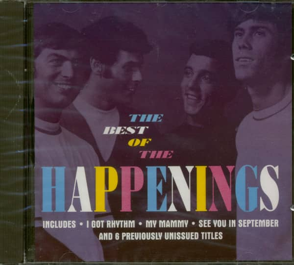 The Best Of The Happenings (CD)