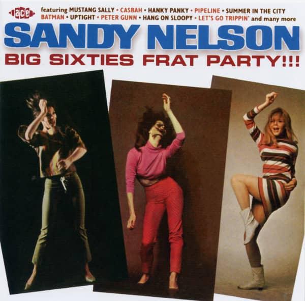 Big Sixties Frat Party!