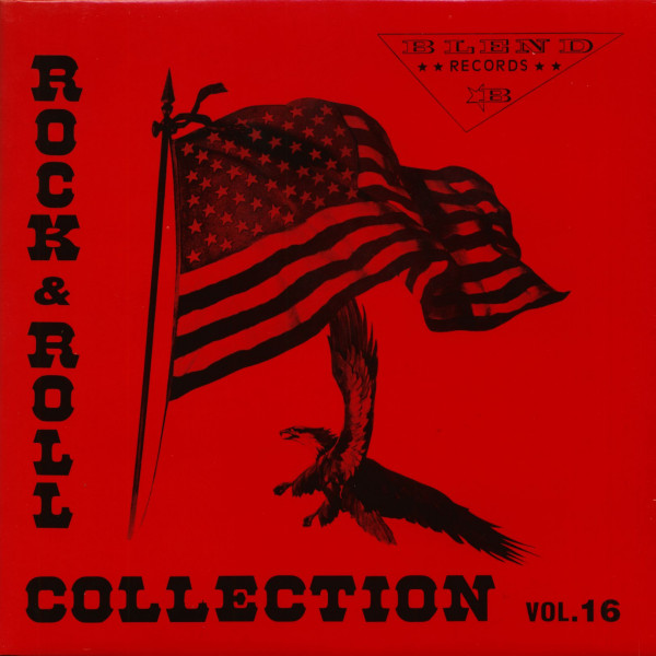 Rock & Roll Collection Vol.16 (LP)