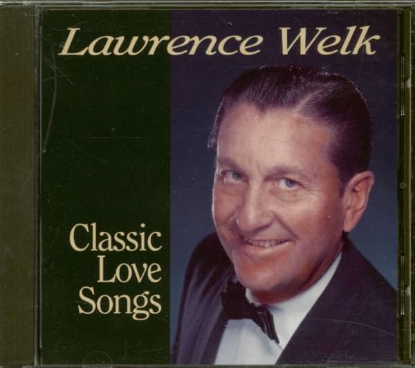 Classic Love Songs (CD)
