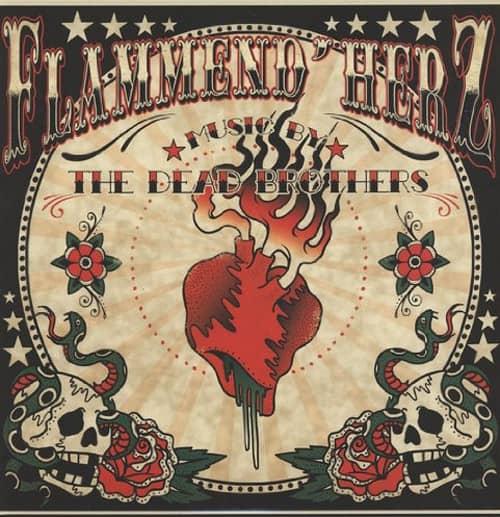 Flammend Herz - Soundtrack
