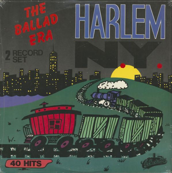 Harlem - The Ballad Era - 40 Hits (2-LP)