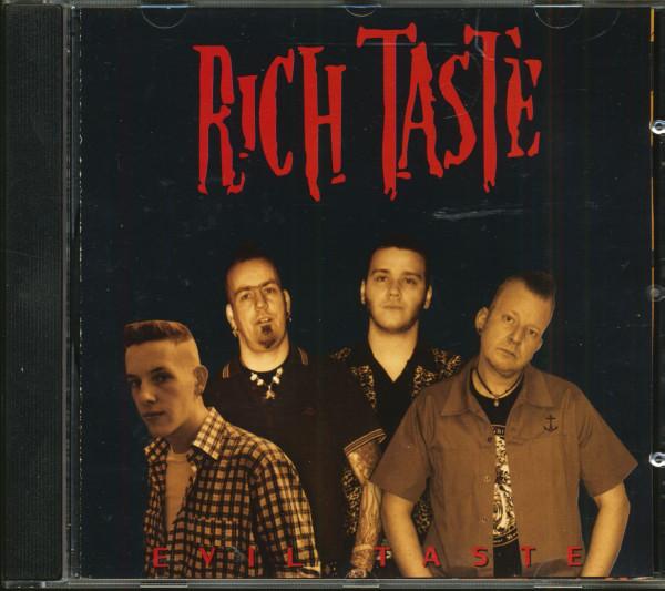 Evil Taste (CD)