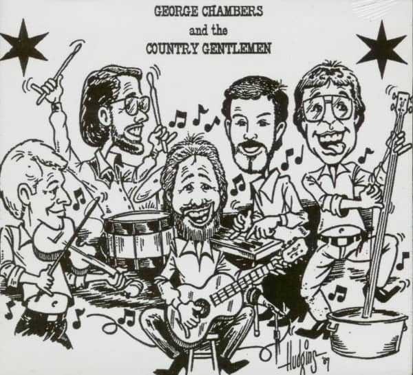 George Chambers And The Country Gentlemen - Dance Time In Texas (CD)