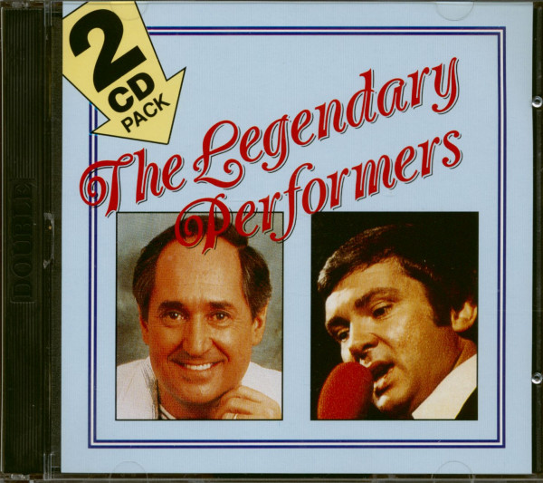 The Legendary Performers (2-CD)