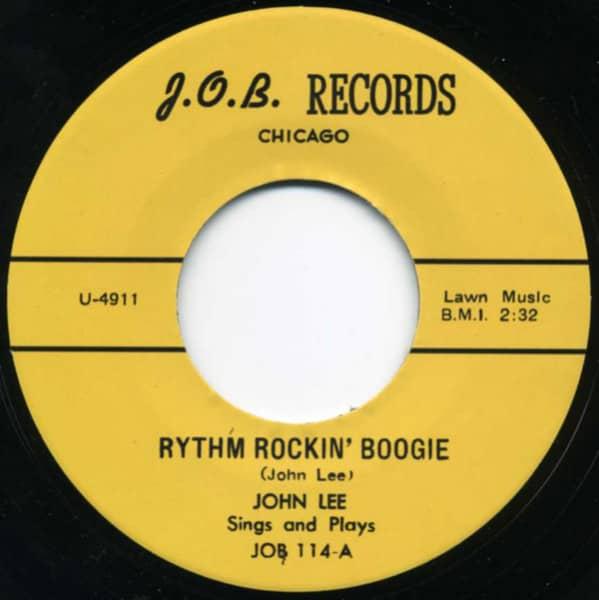 Rhythm Rockin' Boogie - Knockin' On Lula Mae's