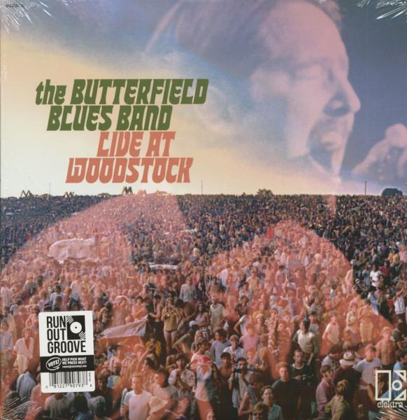 Live At Woodstock (2-LP, Ltd.)