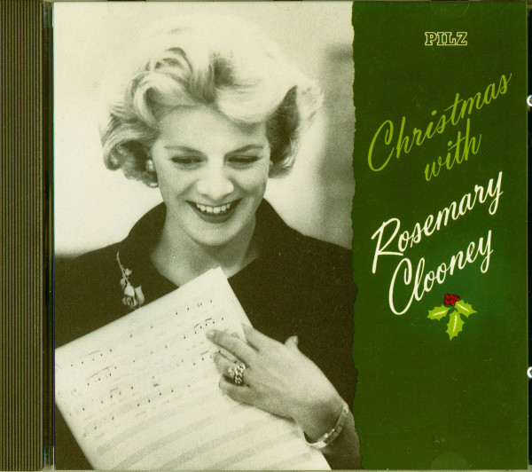 Rosemary Clooney CD  Christmas With Rosemary Clooney (1st Pressing ... dae0c400d821