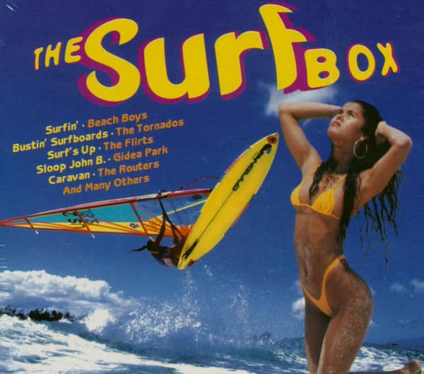 The Surf Box (3-CD)