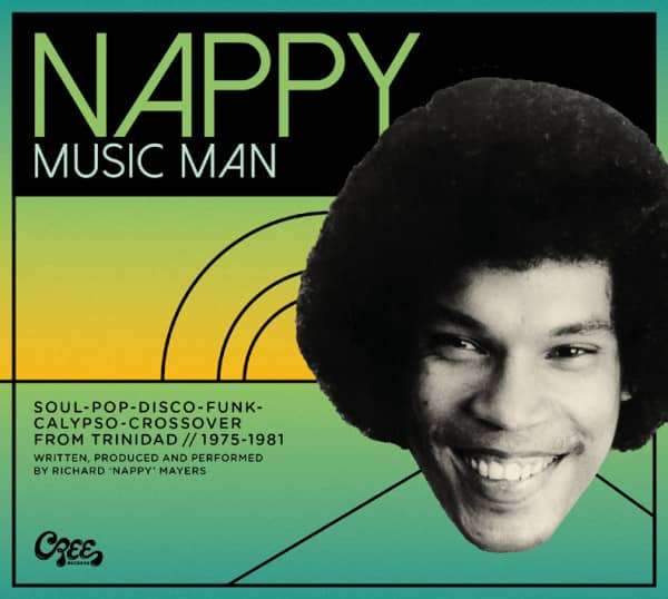Nappy - Music Man - Funk, Disco & Calypso From Trinidad 1975-1981
