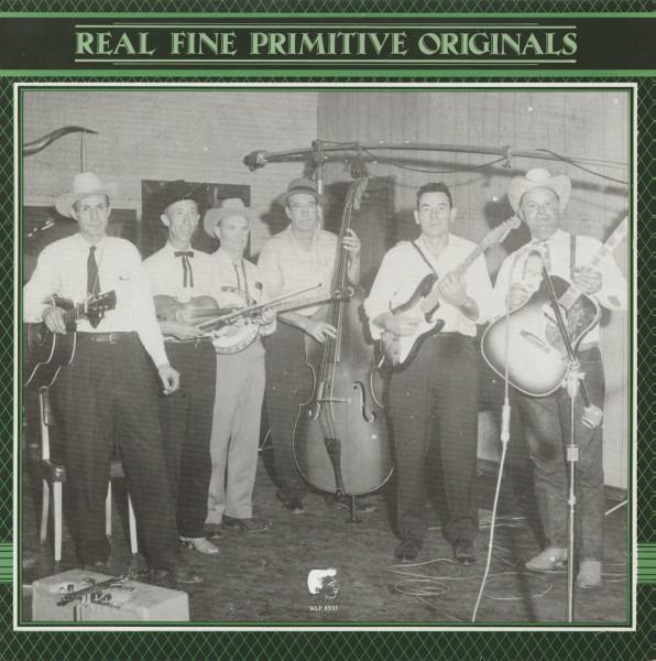 Real Fine Primitive Originals (LP)