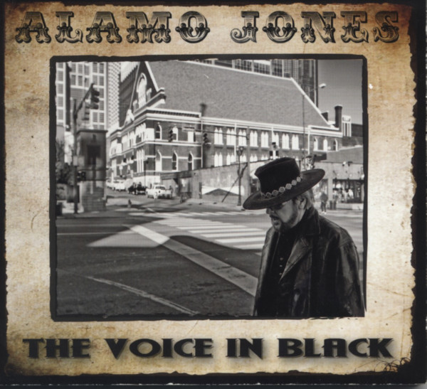 The Voice In Black