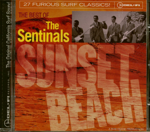 Sunset Beach - The Best Of The Sentinals (CD)
