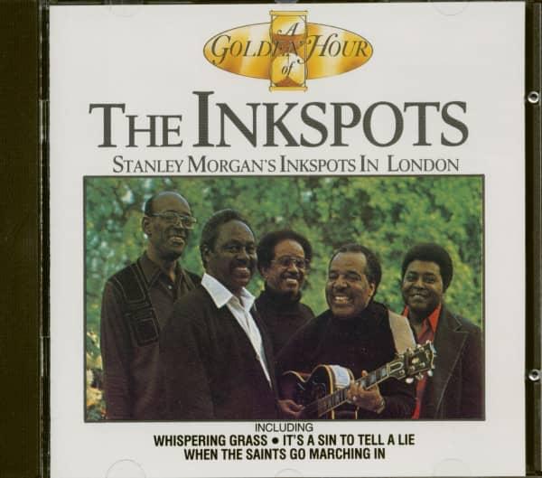Stanley Morgan's Inkspot In London (CD)