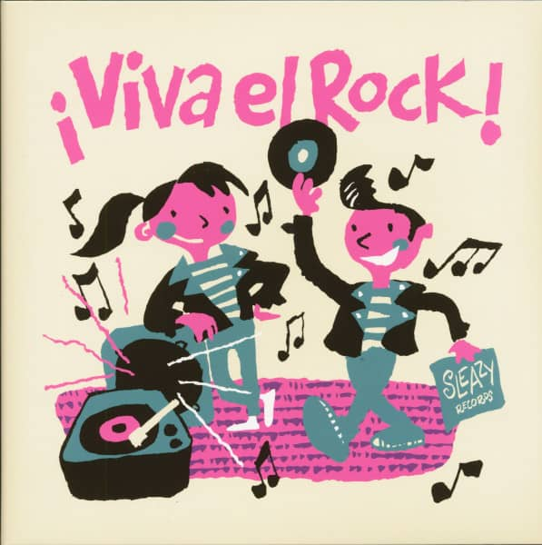 Viva El Rock! (LP & CD)