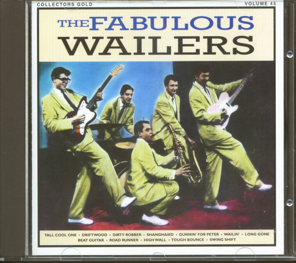 The Fabulous Wailers (CD)