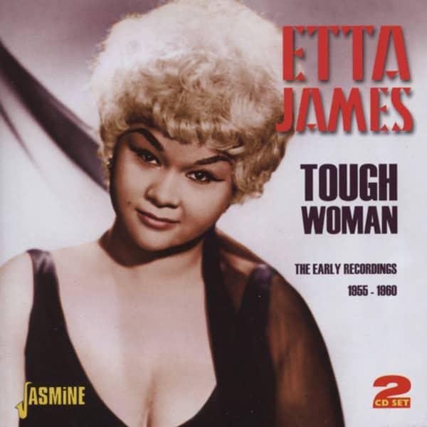 Tough Woman (2-CD) Early 1955-60