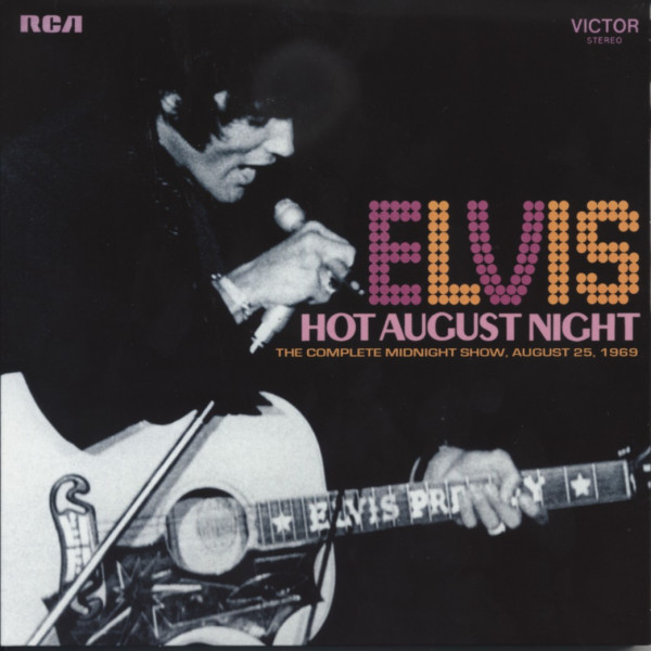 Hot August Night (Complete Midnight Show, August 25, 1969)