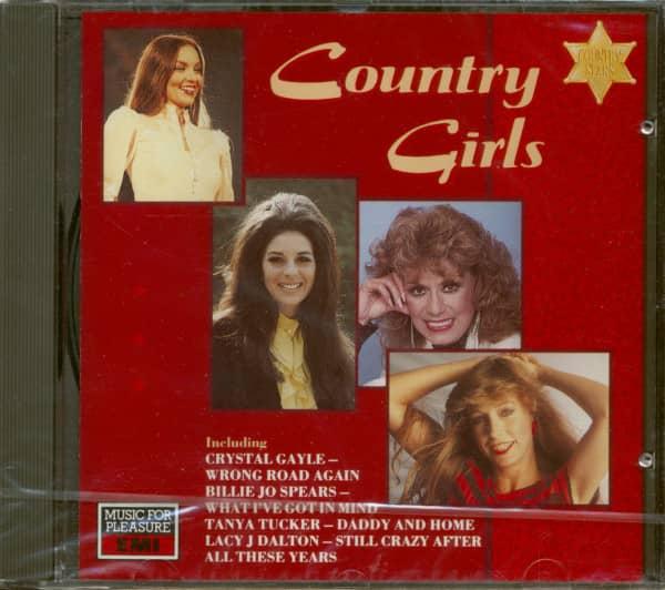 Country Girls (CD)