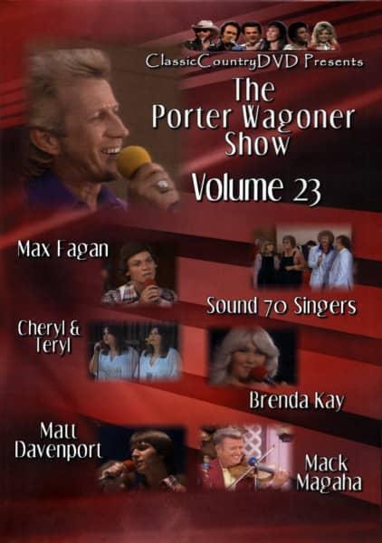 Vol.23, Porter Wagoner Show