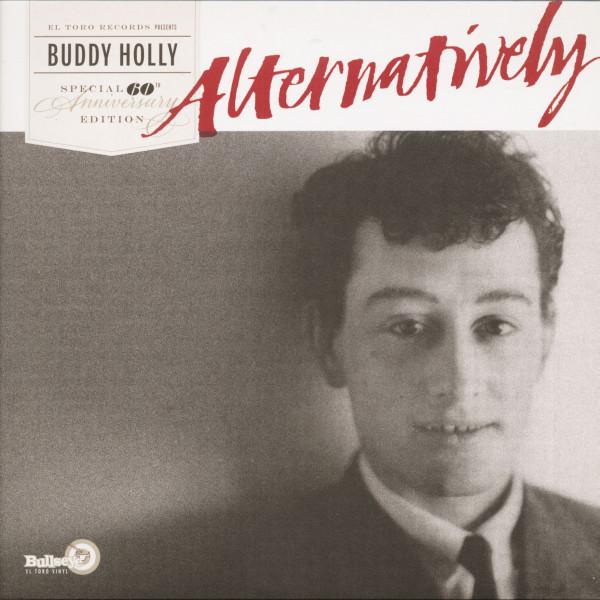 Alternatively (LP, Red Vinyl)