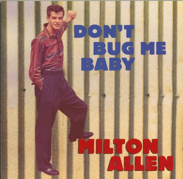 Don't Bug Me Baby (LP)