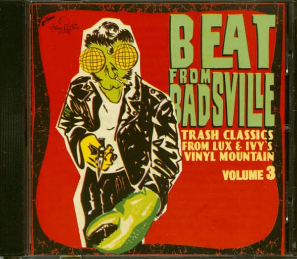 Beat From Badsville, Vol.3 (CD)