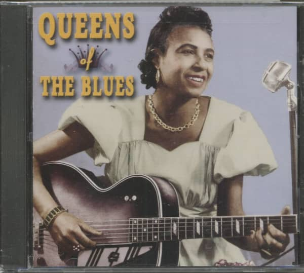 Queens Of The Blues (CD)