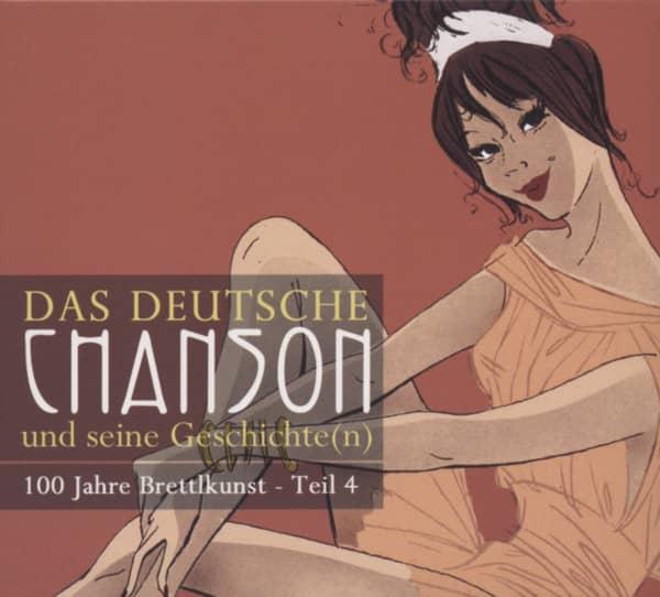 Das deutsche Chanson, Teil 4 (3-CD)