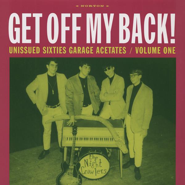 60s Garage Acetates - Get Off My Back! (Vinyl LP)