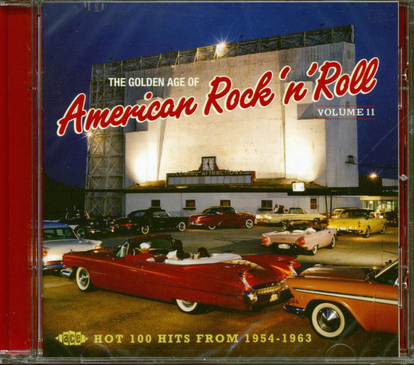 The Golden Age Of American Rock & Roll Vol.11 (CD)