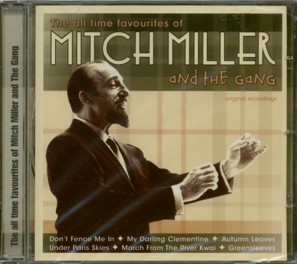 The All Time Favourites Of Mitch Miller & The Gang (CD)