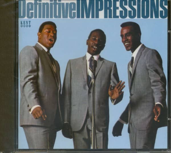 Definitive Impressions (CD)