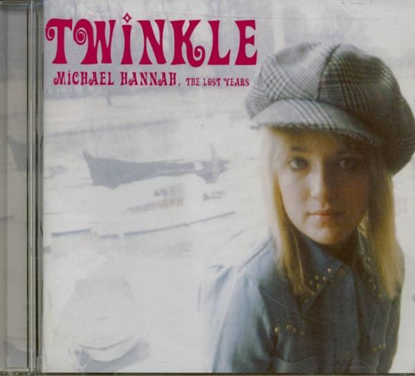 Michael Hannah - The Lost Years (CD)