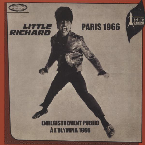 Little Richard Paris 1966