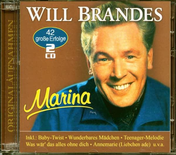 Marina - 42 große Erfolge (2-CD)