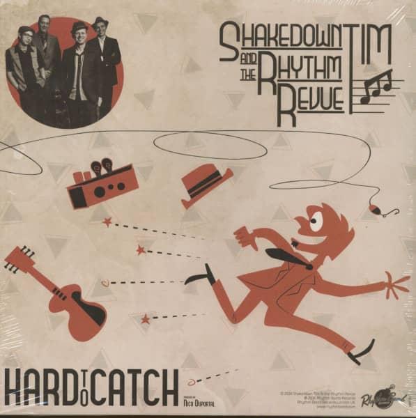 Hard To Catch (LP)