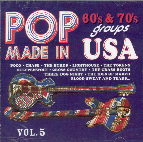 Vol.5, Pop 60s & 70s Groups Made In USA